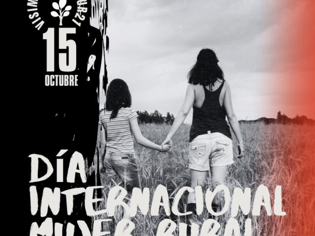 15 d'octubre - Dia Internacional Dona Rural